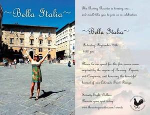 Bella Italia Invite